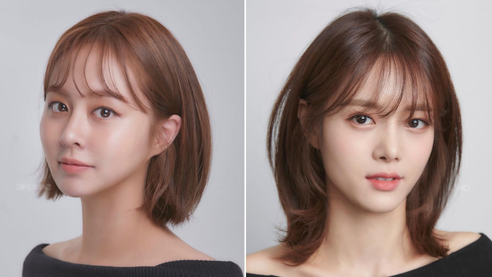 10 Flattering Korean-Inspired Short Hairstyles with Bangs That Will Transform Your Look