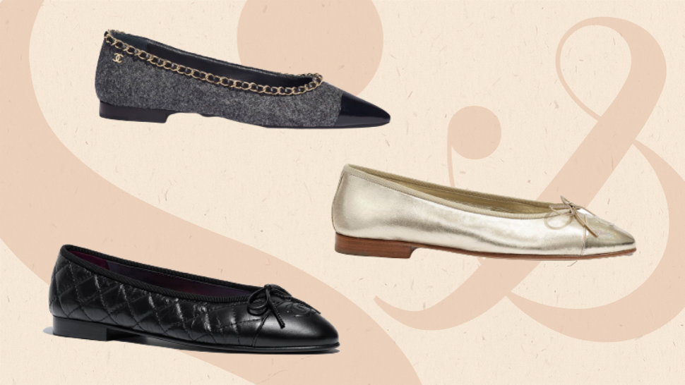 What Are Chanel Ballerina Flats and Why Are They so Popular?