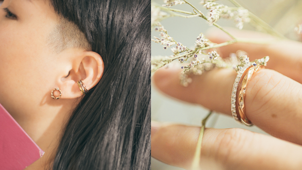 This Minimalist Jewelry Collection Has All the Perfect Everyday Pieces You'll Want to Wear