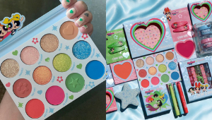 Here's Everything You Need To Know About Colourpop's Powerpuff Girls Makeup Collection