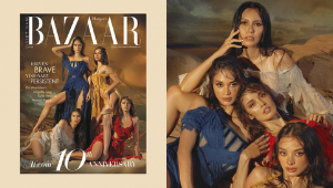 These Filipina Beauty Queens Are On The Cover Of Harper's Bazaar Vietnam's 10th Anniversary Issue