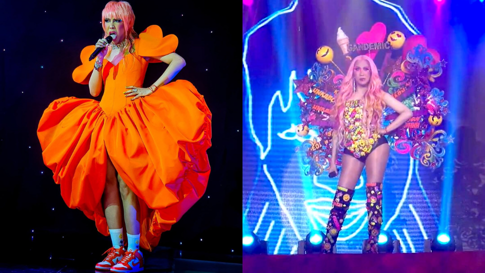 """All Of Vice Ganda's Jaw-dropping Designer Outfits From His """"gandemic"""" Digital Concert"""