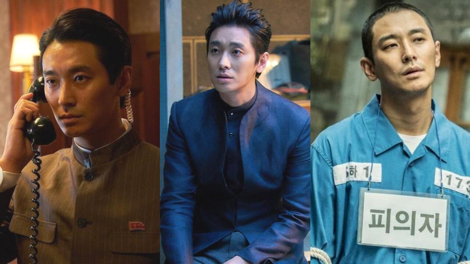 10 Movies To Watch If You Love Korean Actor Ju Ji Hoon