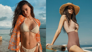 8 Chic And Sexy Ways To Style Swimsuits, As Seen On Kylie Verzosa