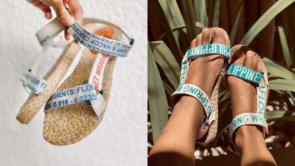 These Locally Made Upcycled Sandals Will Be Your Go-to Pair This Summer