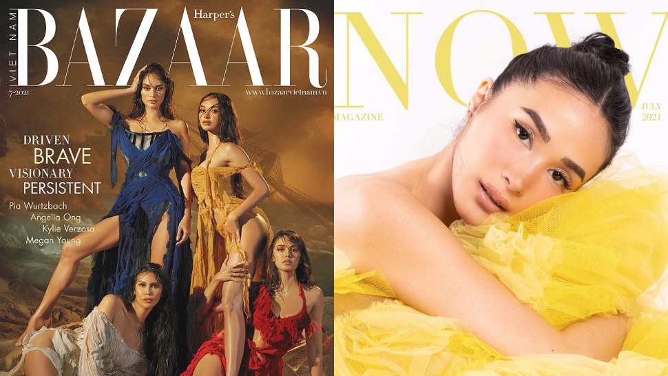 15 Filipino Celebrities Who Have Graced The Covers Of International Magazines