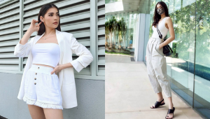 10 Neutral-colored Outfit Ideas To Try, As Seen On Rhian Ramos