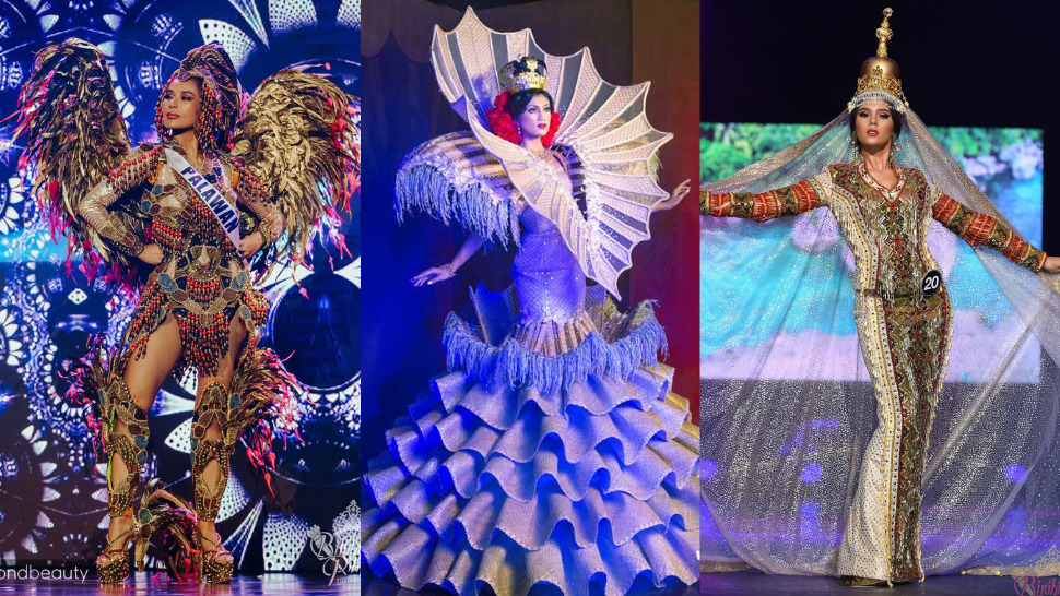 The 10 Most Jaw-dropping Binibining Pilipinas National Costumes