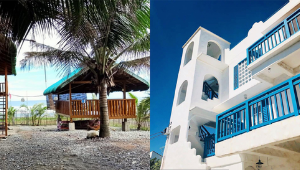 10 Private, Laidback Beach Accommodations For Your Next Baler Getaway