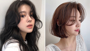 10 Haircuts With Curtain Bangs That Are So Effortlessly Flattering