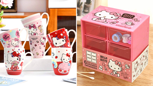 This Japanese Store Has Adorable Hello Kitty Mugs And Homeware Below P200