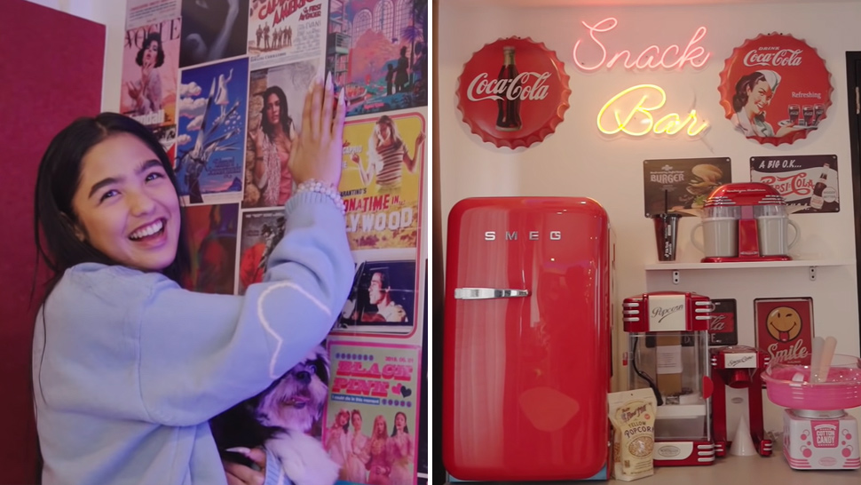 10 Cool Details We Love About Andrea Brillantes' Colorful And Cozy Bedroom