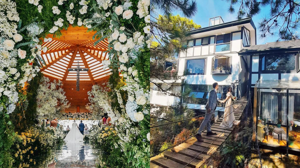 7 Best Venues In Baguio For An Intimate Wedding