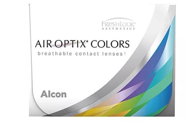 airoptix contact lens