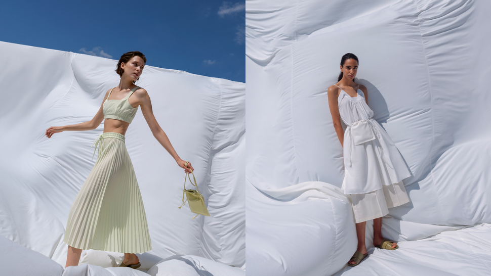 All the Fresh, Neutral Pieces From Harlan + Holden's New Collection That You'll Want to Buy