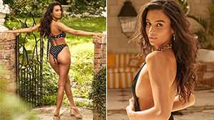We Love Kelsey Merritt's Sultry Swimsuit Editorial For Sports Illustrated's 2021 Swimsuit Issue