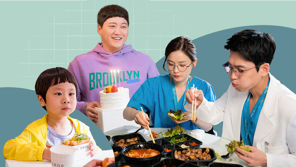 10 Mouthwatering Korean Dishes We Spotted On