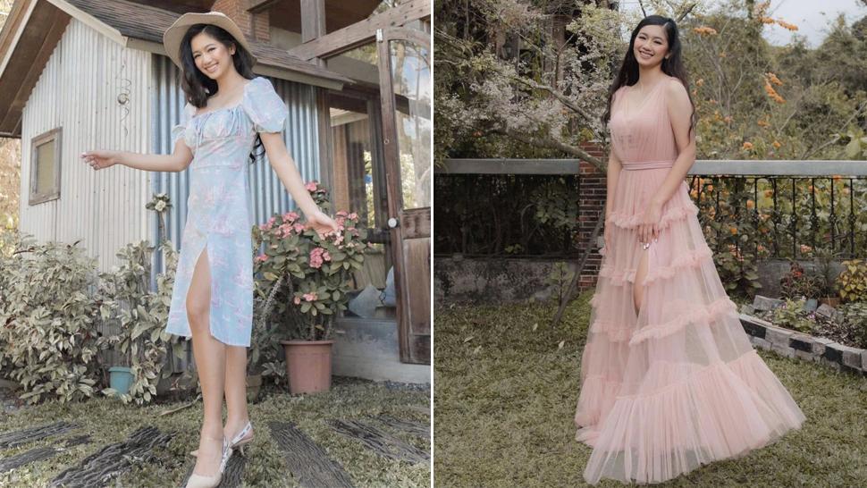 10 Dainty and Feminine Dress OOTDs We Spotted on Kaori Oinuma