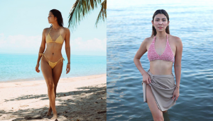 10 Fresh Beach Ootds We're Copying From Nicole Cordoves