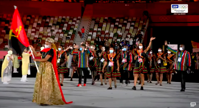 best outfits from the 2021 tokyo olympics