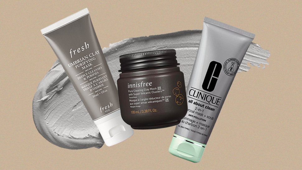 10 Best Clay Masks to Try for Acne and Clogged Pores