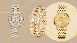 10 Timeless Gold Watches That Will Last A Lifetime