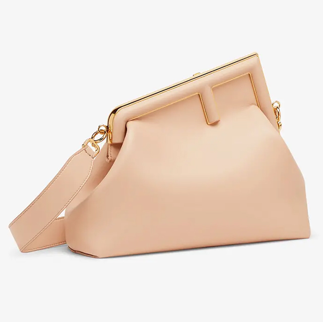 fendi first bag pink
