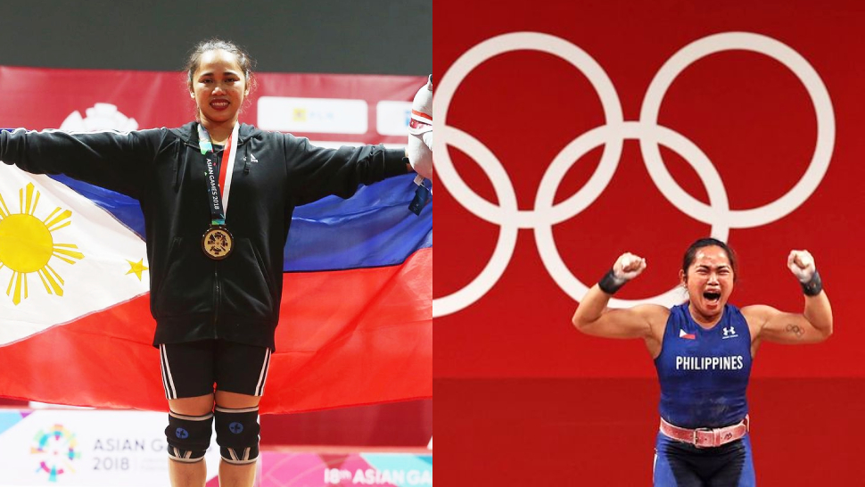 10 Things You Need To Know About Olympic Gold Medalist Hidilyn Diaz