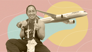 Hidilyn Diaz Can Now Travel The World For Free And For Life