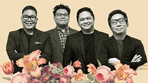 Here's The Secret To Working With Friends, According To The Itchyworms