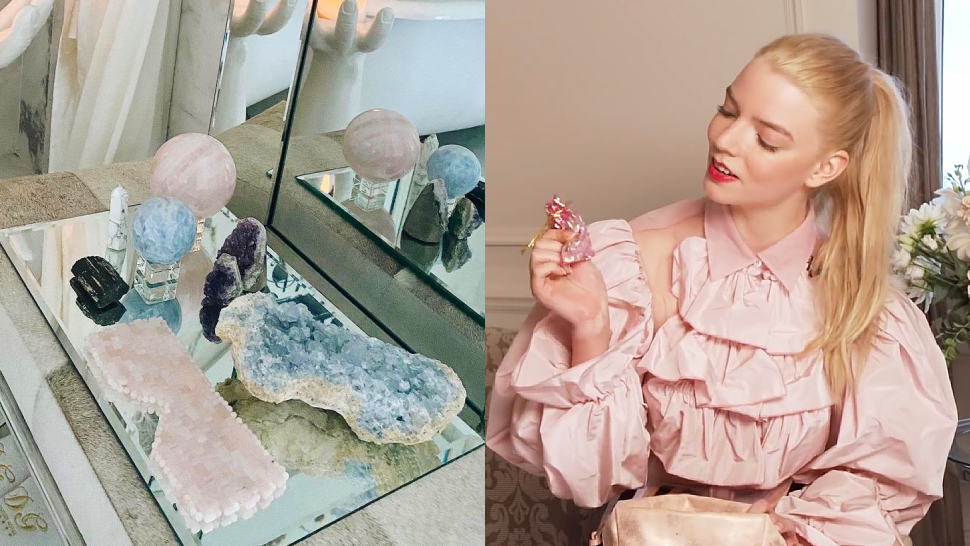 What Are Crystals and Why Are Celebs Loving Them Right Now?