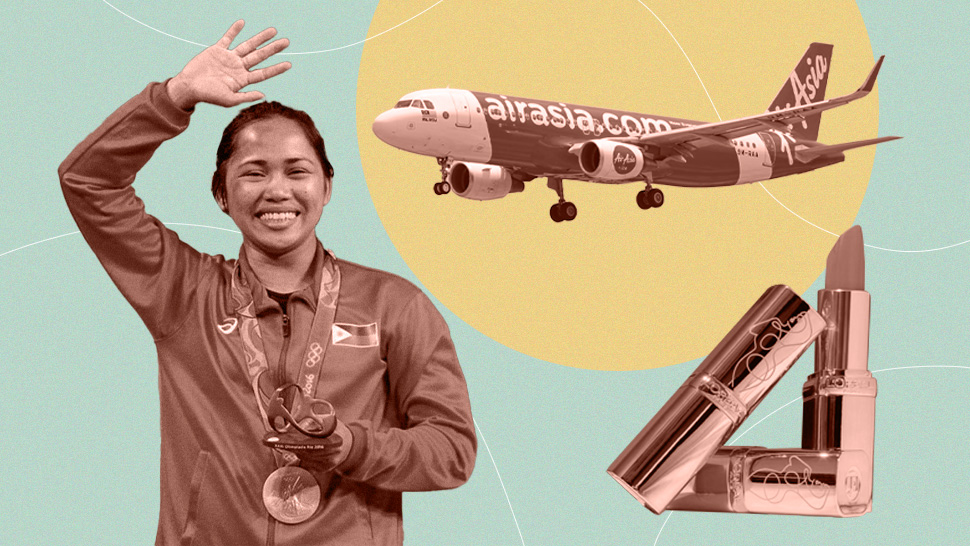 Free Flights, Beauty Products, A Monument: All The Gifts Hidilyn Diaz Will Receive For Her Olympic Win