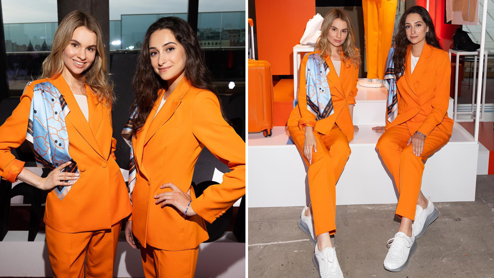 This Airline's New Flight Attendant Uniform Features a Pantsuit and Sneakers