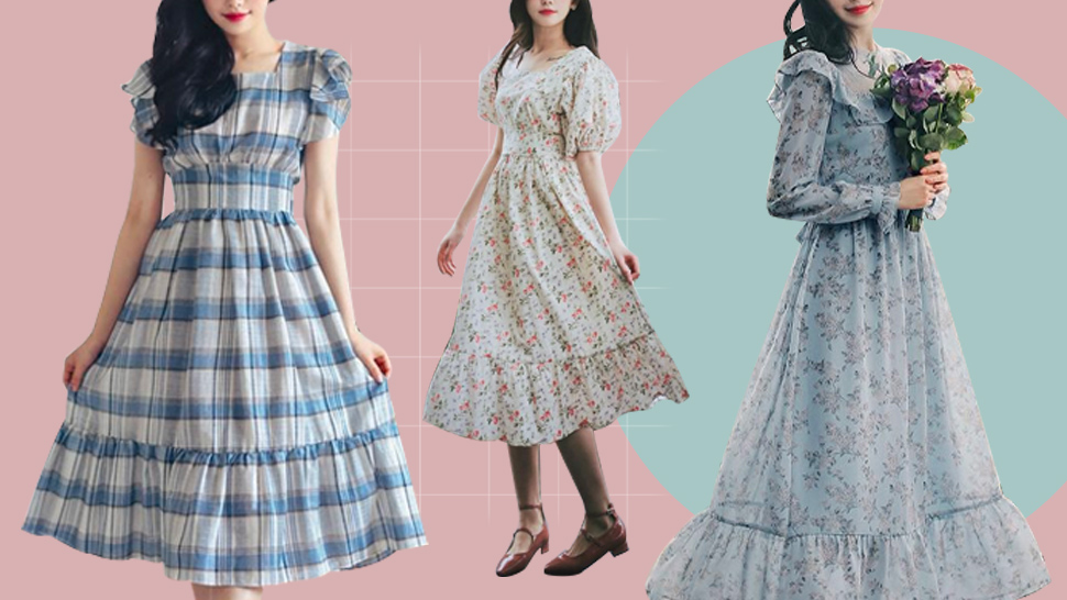 10 Korean-inspired Outfits In Dresses That Always Look Fresh
