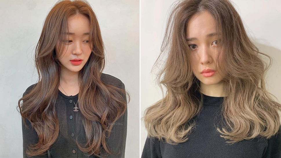 10 Effortlessly Pretty Haircuts With Wispy Curtain Bangs Perfect For Long Hair