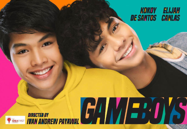 gameboys the movie review