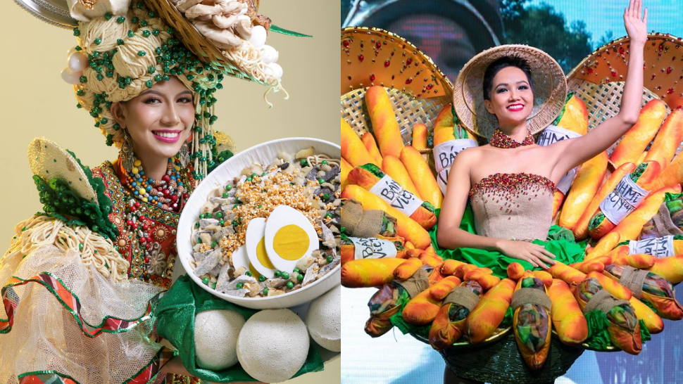 The Best Pageant National Costumes Inspired by South East Asian Food