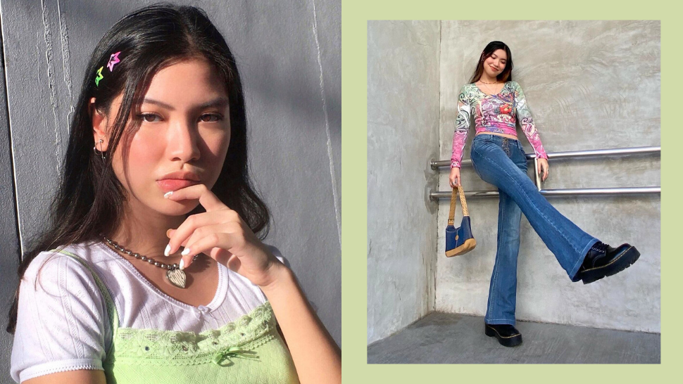 7 Items You Need to Ace Bianca Gan's Trendy Y2K Style
