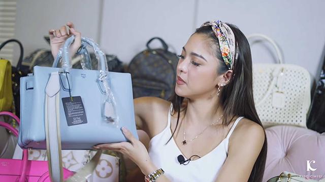 kim chiu designer bag collection worst purchases