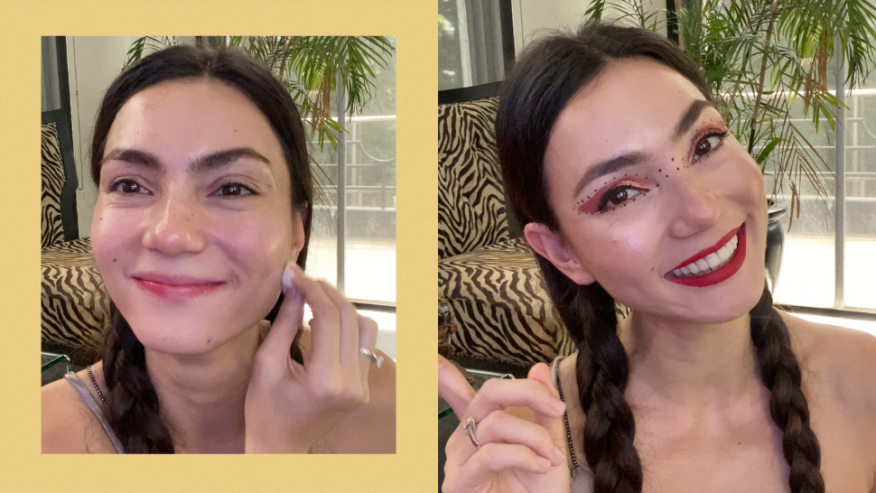 Yup, Olive Oil Is The Best Makeup Remover, According To This Pinay Model