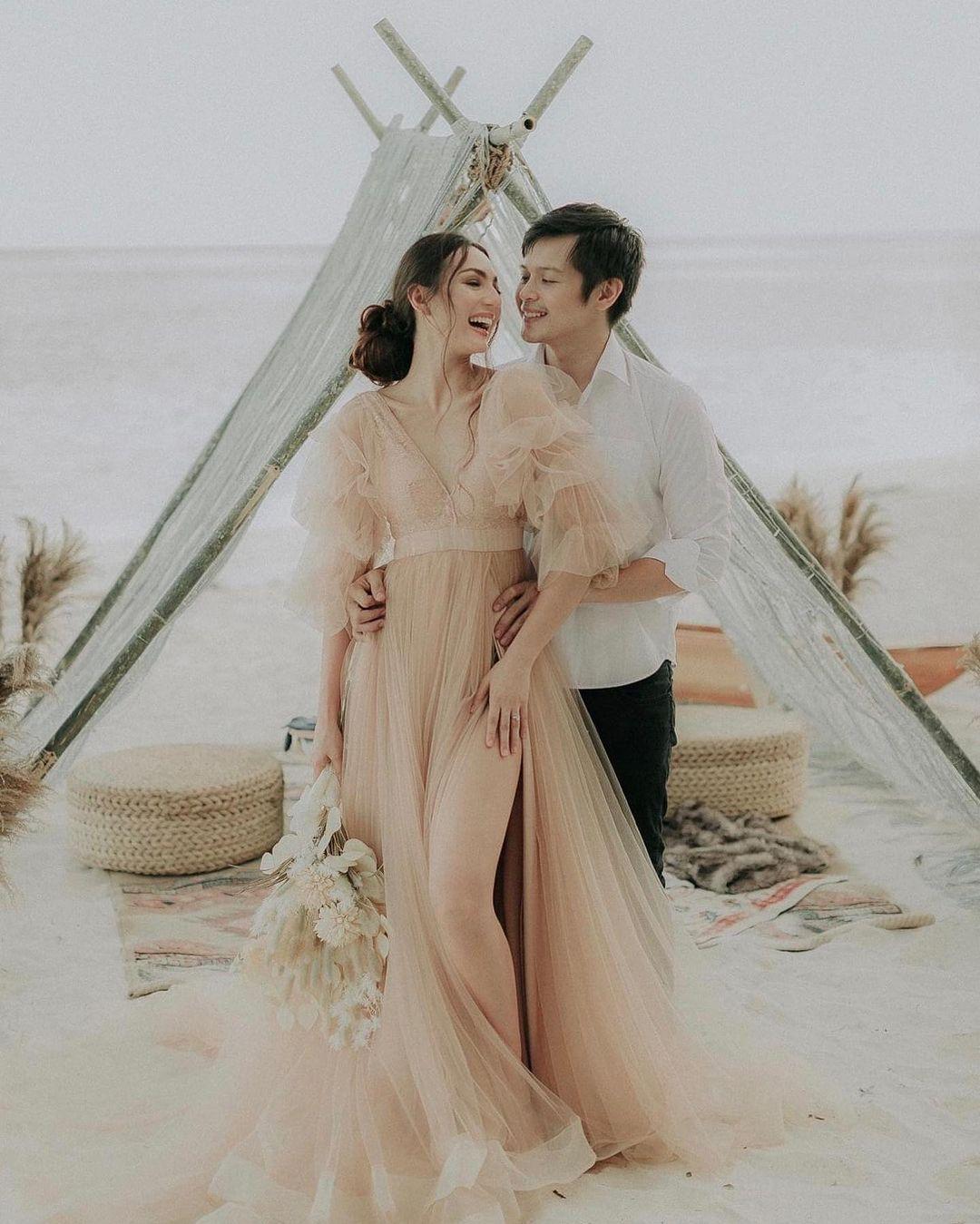jasmine maierhofer prenup gowns
