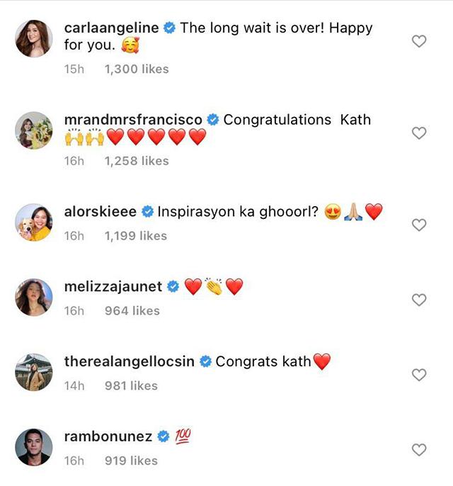 kathryn bernardo family home celebrity reactions