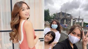 Kathryn Bernardo's Dream Family Home Is Now In Construction