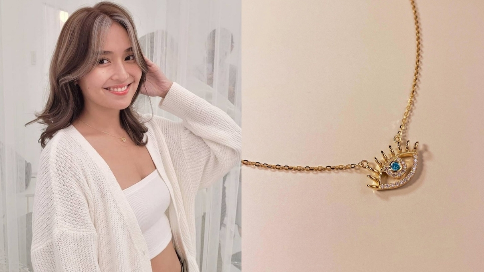 Here's Where You Can Get Kathryn Bernardo's Exact Dainty Necklace