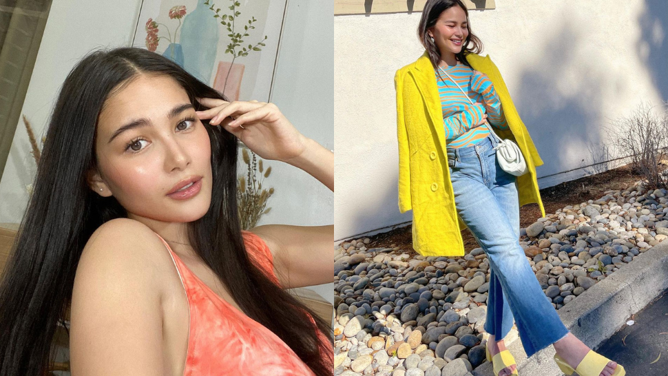Elisse Joson Is Proof That Bright, Colorful Ootds Can Still Look Dainty