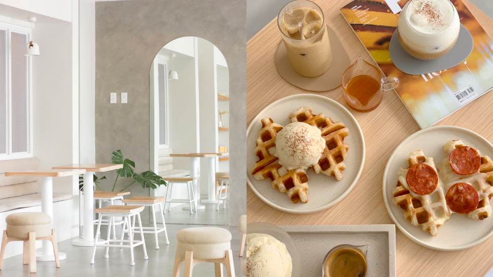 This Minimalist Cafe In Bulacan Deserves A Spot On Your Instagram Feed