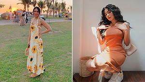 10 Cool And Timeless Ways To Style A Halter Dress