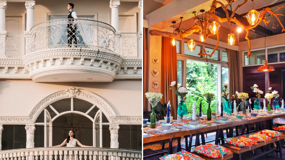 8 Intimate Wedding Venues In Tagaytay For Your Chic Dream Wedding