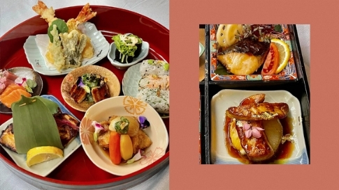 Here's Where You Can Buy These Luxe Bento Boxes That Come With Lobster And Foie Gras