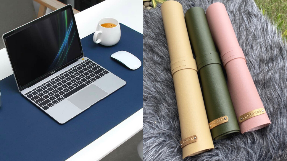 These Customizable Desk Mats Only Cost Less Than P600